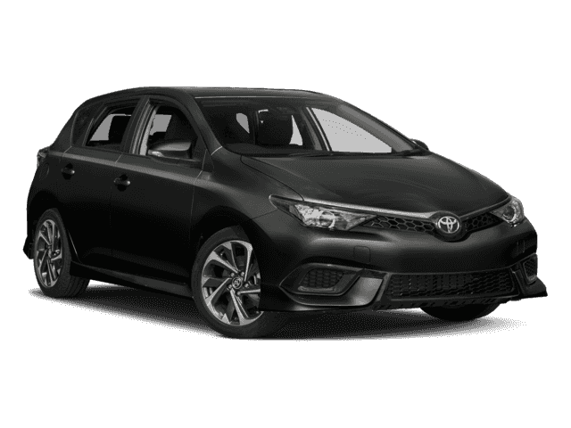 New 2018 Toyota Corolla iM Base 5D Hatchback