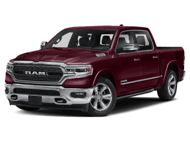 "New 2019 RAM All-New 1500 Limited 4x4 Crew Cab 5'7"" Box"