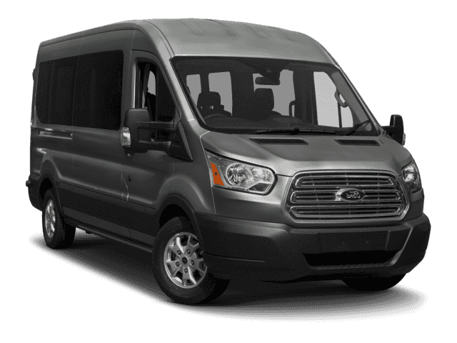 New 2018 Ford Transit-350 XLT