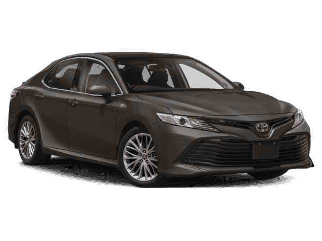 Pre-Owned 2018 Toyota Camry XLE Auto