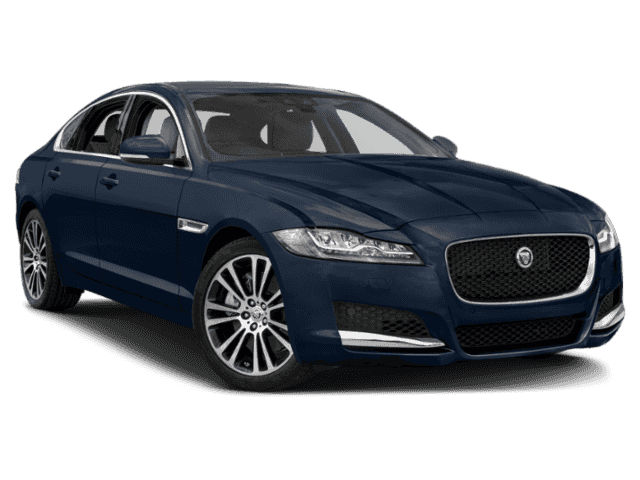 New 2019 Jaguar XF Sedan 25t Prestige AWD