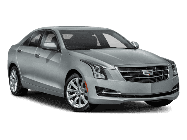 New Cadillac ATS Sedan Luxury RWD