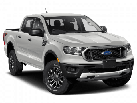 2019 Ford Ranger XLT With Navigation & 4WD
