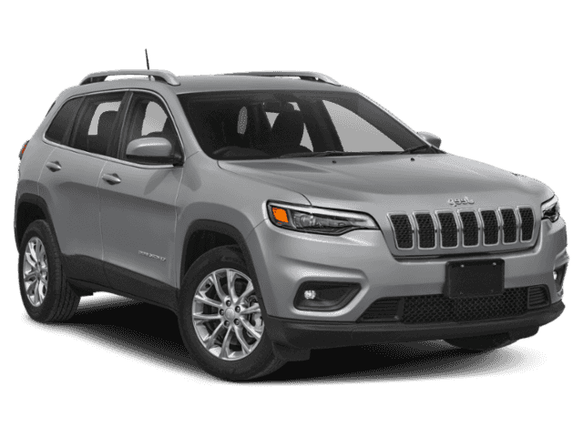 New 2019 Jeep Cherokee JEEP CHEROKEE LATITUDE PLUS 4X4