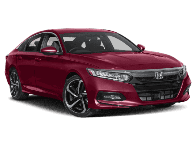 New 2019 Honda Accord Sport FWD 4D Sedan