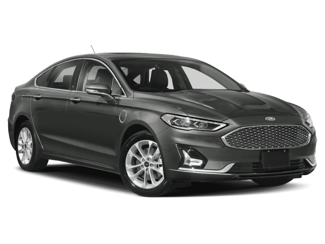2020 Ford Fusion Energi Titanium With Navigation