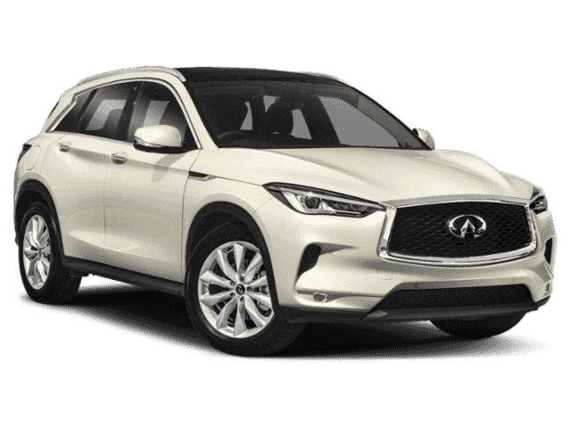 New 2020 INFINITI QX50 PURE