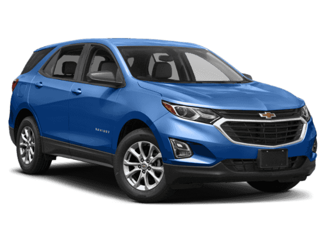New 2019 Chevrolet Equinox AWD 4dr LT w/1LT