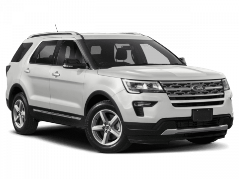 2019 Ford Explorer Base FWD 4D Sport Utility