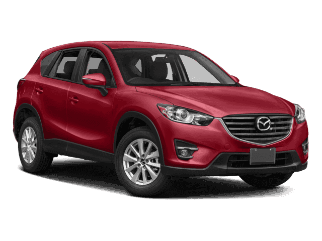 New 2016 Mazda CX-5 Touring