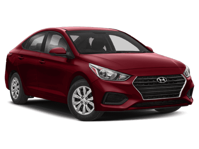 New 2020 Hyundai Accent SE FWD 4dr Car