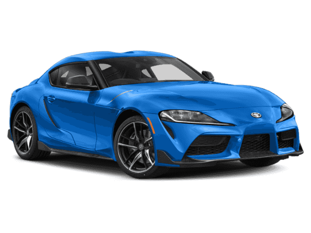 New 2021 Toyota Supra Special Edition