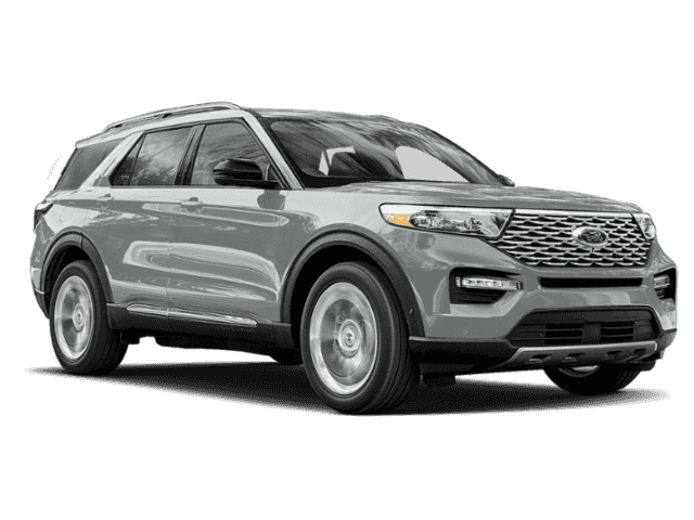 New 2020 Ford Explorer XLT RWD SUV