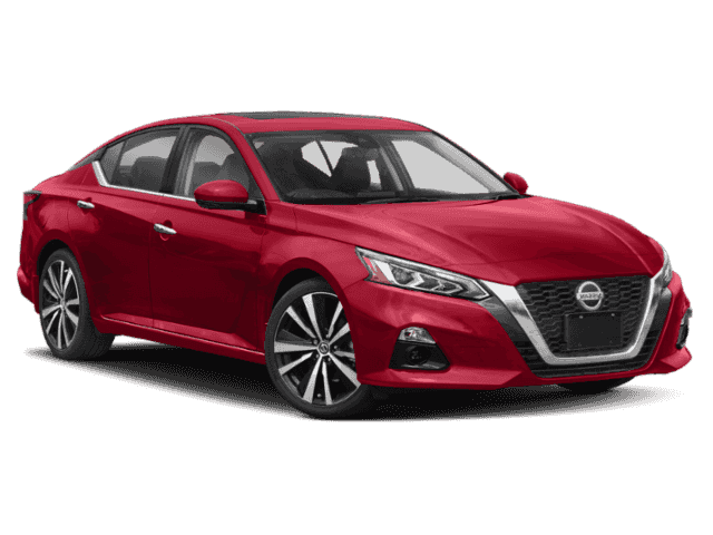 New 2020 Nissan Altima 2.5 SL With Navigation & AWD