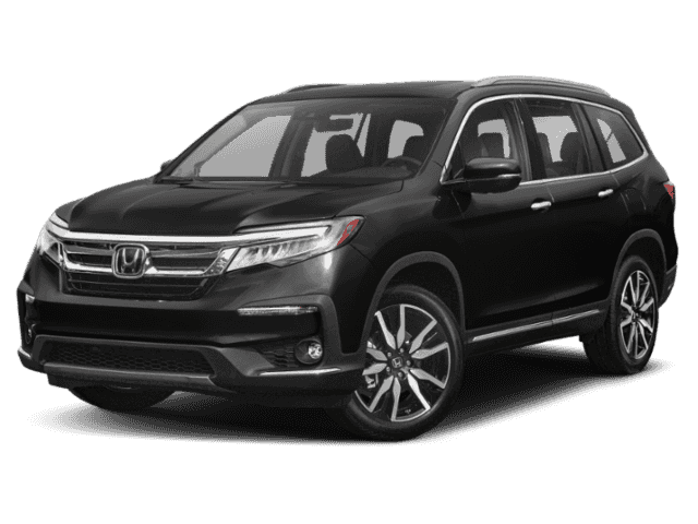 New 2019 Honda Pilot AWD ELITE