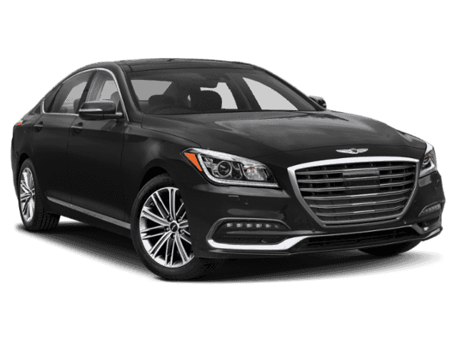 New 2019 Genesis G80 3.8L Rear Wheel Drive 4dr Car