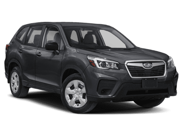 New 2019 Subaru Forester Premium