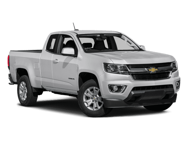 Pre-Owned 2015 Chevrolet Colorado WT