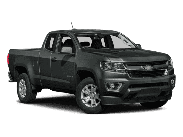 2016 Chevrolet Colorado LT 4x4 Extended Cab 6 ft. box 128.3 in. WB