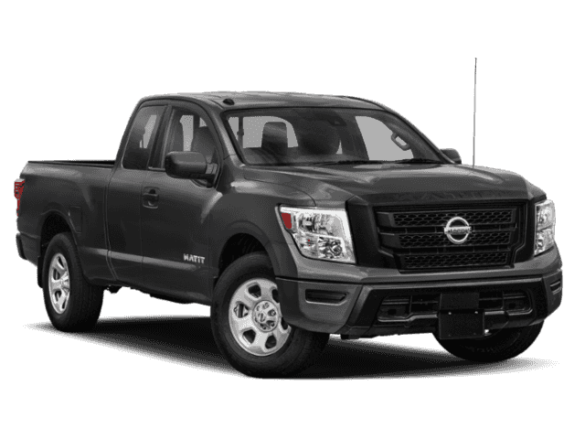 New 2020 Nissan Titan SV 4WD King Cab