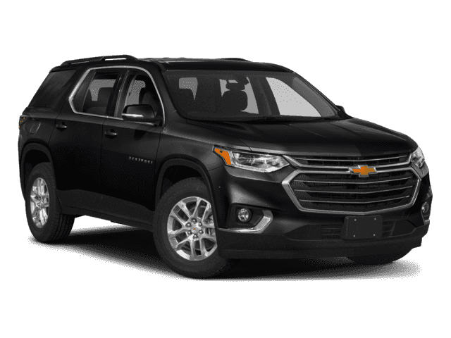New Chevrolet Traverse High Country