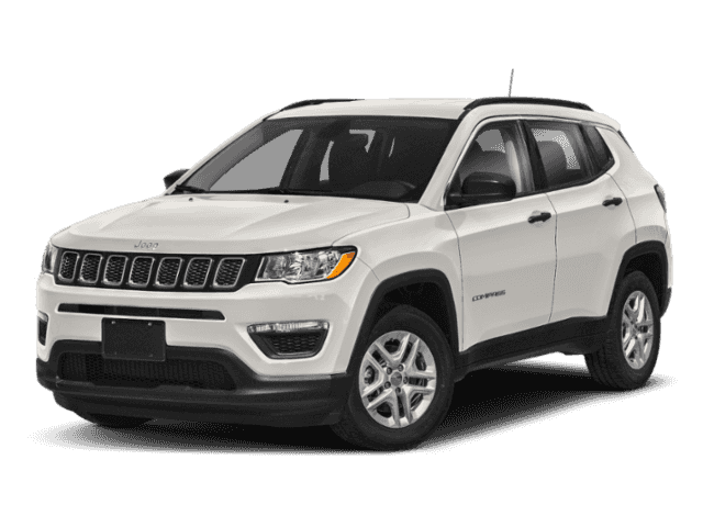 New 2020 Jeep Compass Altitude 4WD