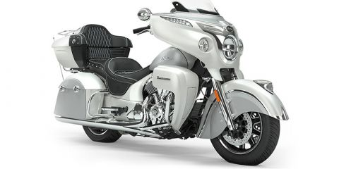 New 2019 Indian Motorcycle Roadmaster® Thunder Black Cruiser