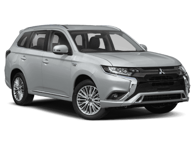 New 2020 MITSUBISHI OUTLANDER PHEV LE Four Wheel Drive S-AWC
