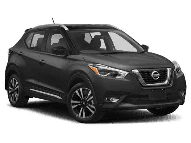 New 2020 Nissan Kicks SR FWD SUV