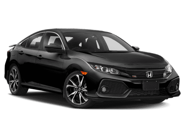 New 2019 Honda Civic Si Sedan Manual