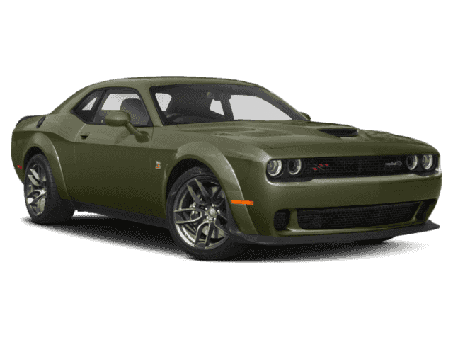 New 2020 Dodge Challenger R/T Scat Pack RWD 2D Coupe