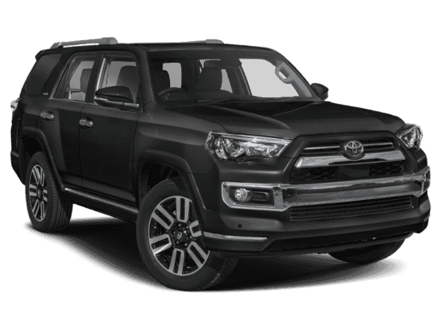 New 2020 Toyota 4Runner LTD 4DR 4WD SUV V6