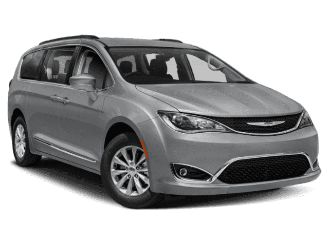 Chrysler Pacifica Van >> New 2020 Chrysler Pacifica Touring L Fwd 4d Passenger Van