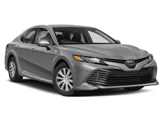New 2020 Toyota Camry Hybrid LE Four-Door Sedan