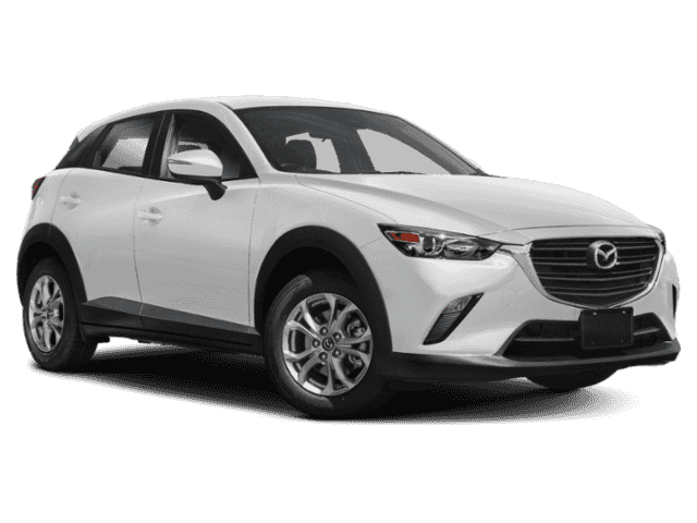 New 2020 Mazda CX-3 4DR AWD SPORT