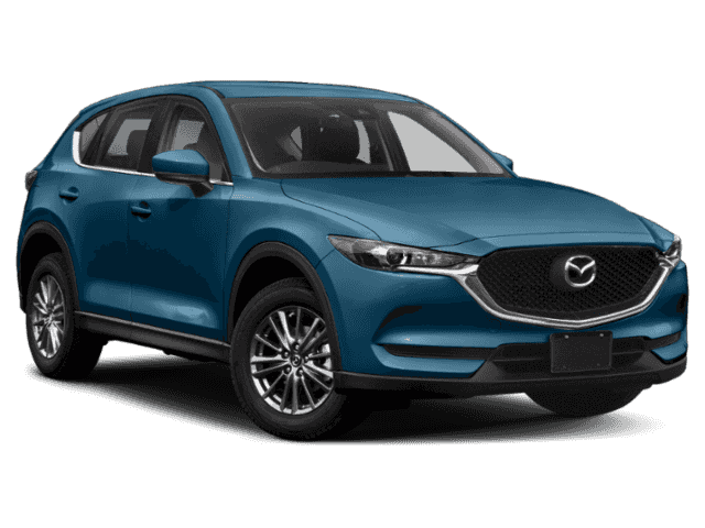New 2020 Mazda CX-5 Sport With Navigation & AWD