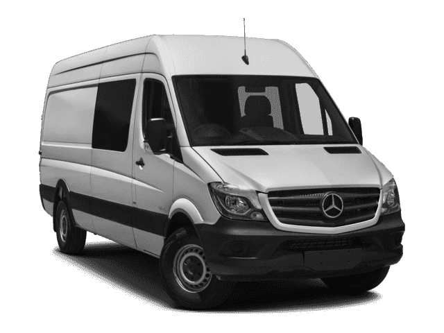 New 2016 Mercedes-Benz Sprinter 2500 Crew Van Rear Wheel Drive CREW VAN