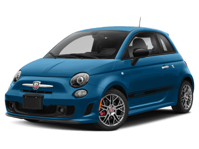 New 2019 FIAT 500 Abarth Hatch