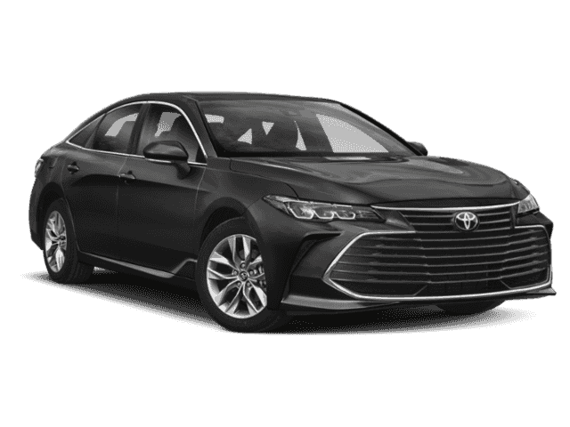 New 2019 Toyota AVALON 4-DR XLE