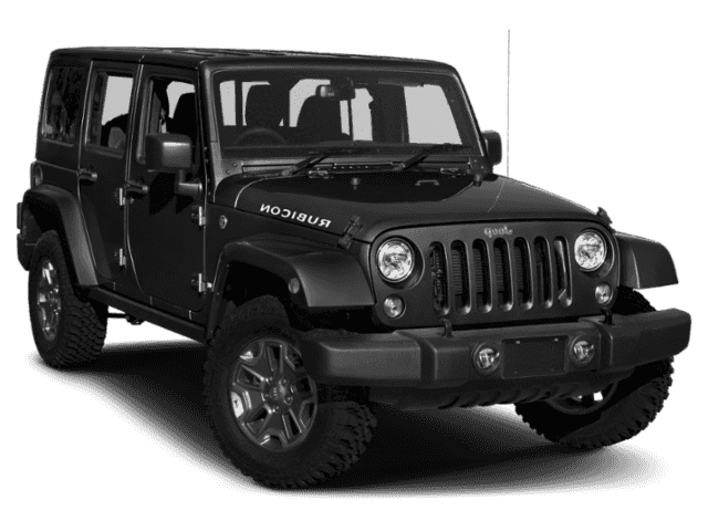 New 2018 Jeep Wrangler JK Unlimited Rubicon 4WD