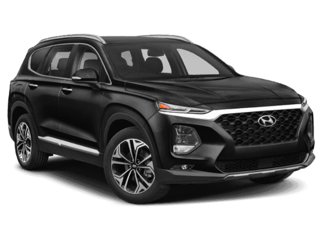 New 2020 Hyundai Santa Fe LIMITED 4WD 4 Door Wagon
