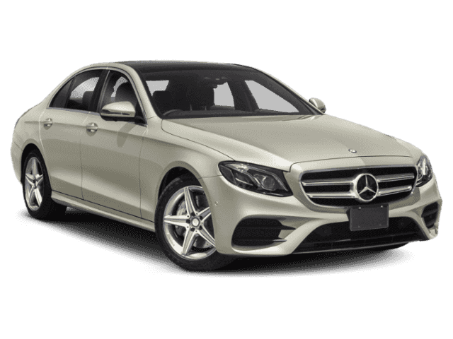 New 2019 Mercedes-Benz E300 4MATIC Sedan