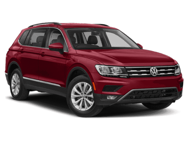 New 2019 Volkswagen Tiguan Highline AWD