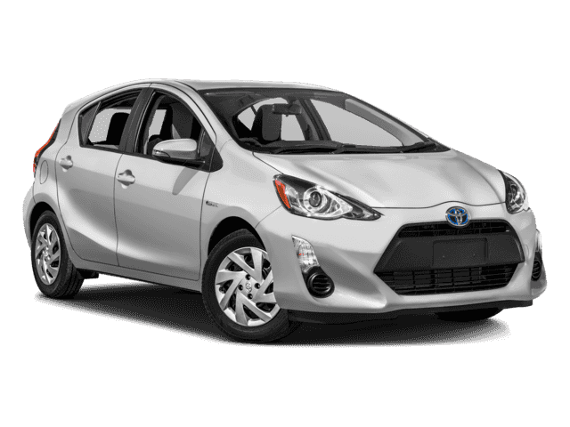 New 2016 Toyota Prius c Two FWD Hatchback