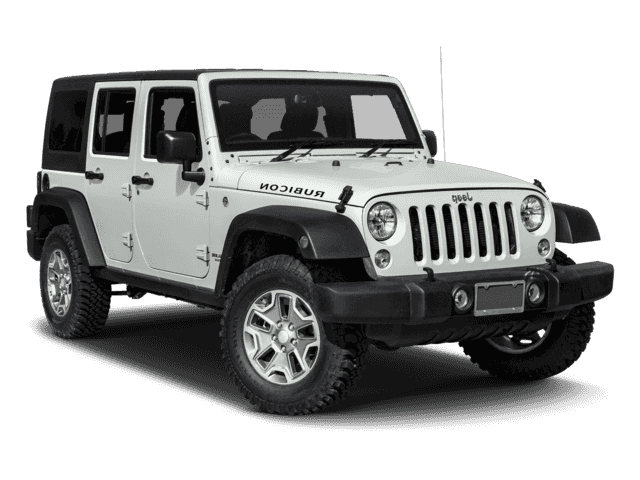 NEW 2016 JEEP WRANGLER UNLIMITED RUBICON 4WD