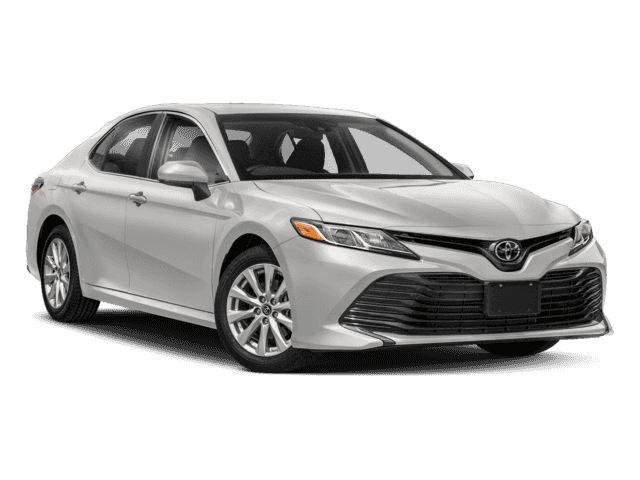 New 2018 Toyota CAMRY 4-DOOR XLE SEDAN