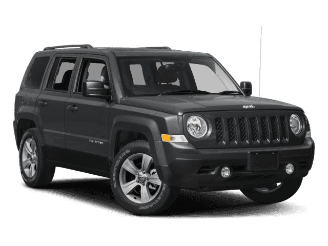 New 2017 Jeep Patriot North Edition   - $152.06 B/W -
