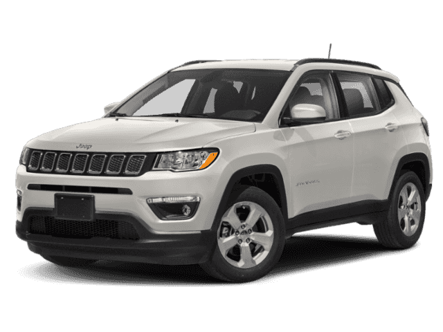 New 2019 JEEP Compass COMPASS LATITUDE 4X4