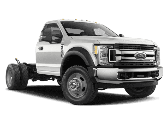 New 2019 Ford F-550 XL 4WD Chassis