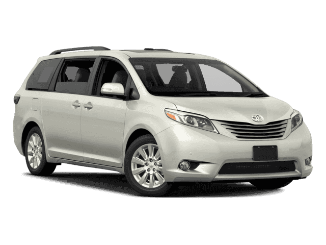 new 2017 toyota sienna limited fwd 7 passenger natl mini van passenger in santa monica. Black Bedroom Furniture Sets. Home Design Ideas